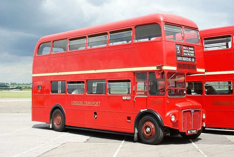 London Bus Routemaster Bus For Hire In Kidderminster